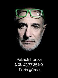 Patrick Lonza Encadreur Socleur Paris